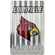 University of Louisville Cardinals Corrugated Large Sign