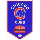 Chicago Cubs Banner Sign