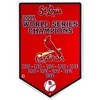 St. Louis Cardinals Banner Sign