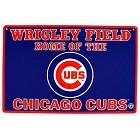 Chicago Cubs Wrigley Field Large Parking Sign