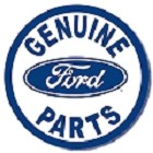 Ford Genuine Parts Round Sign