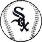 Chicago White Sox Round Sign