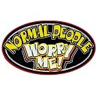 Normal People Sticker