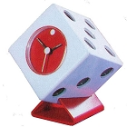 Dice Alarm Clock