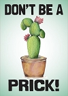Don't Be a Prick Magnet