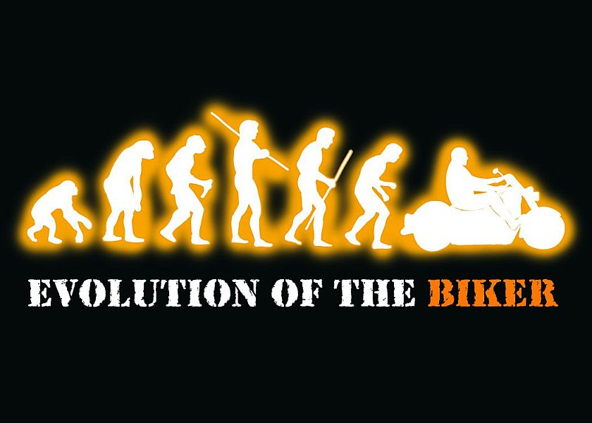 Evolution of the Biker Magnet