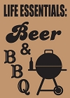 Beer And BBQ Magnet