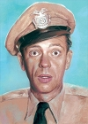 Don Knotts Portrait Magnet