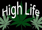 High Life Magnet