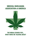 Medical Marijuana Assoc. Magnet