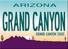 Arizona Grand Canyon Magnet