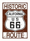 Route 66 Historic California Magnet