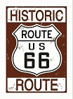 Route 66 Historic Generic Magnet