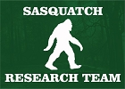 Sasquatch Research Magnet