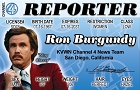 Ron Burgundy ID