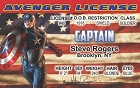 Captain America ID