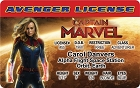 Captain Marvel ID