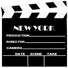 Wooden Clapboard 12 inch Sq New York