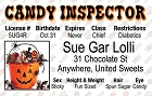 Candy Inspector ID