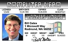 Bill Gates ID
