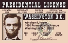 Abe Lincoln ID