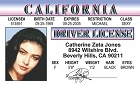Catherine Zeta Jones ID