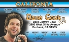 Dane Cook ID