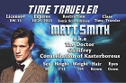 Matt Smith ID