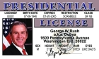 George Bush Political ID
