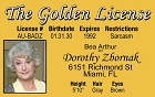 Golden Girls - Dorothy ID