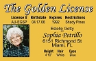 Golden Girls - Sophia ID