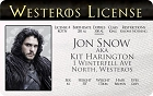 GoT Jon Snow ID