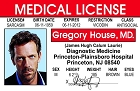 Dr. House ID