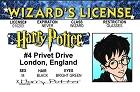 Harry Potter ID