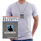 2nd Amendment Necklace ID