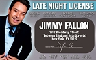 Jimmy Fallon ID