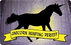 Unicorn Hunting Permit ID