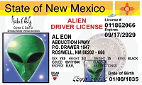 New Mexico Alien ID