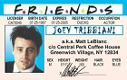 Friends - Joey ID