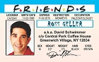 Friends - Ross ID