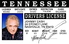 Johnny Cash ID