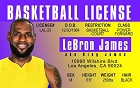 Lebron James ID