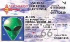 Route 66 NM Alien ID