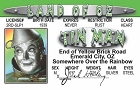 The Tin Man of Oz ID