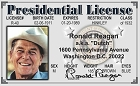 Ronald Reagan Political ID
