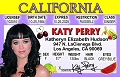 Katy Perry ID