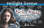 Twilight - Bella ID