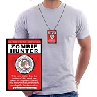 Zombie Hunter Necklace ID