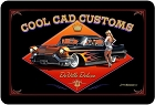 Cool Caddy Custom Sm. Parking Sign