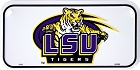 Louisiana State Tigers Bike Tag